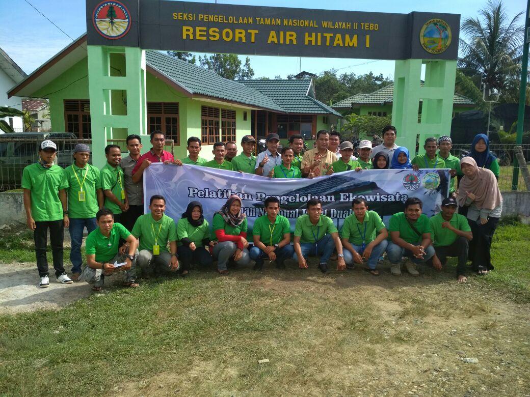 Wisata Ke Taman Nasional Bukit Tigapuluh